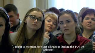 Download National Conference on Elimination Measles and Rubella in Kyiv, Ukraine Video