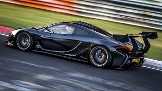 Download RARE McLaren P1 LM (GTR / XP1LM) on the Nürbyrgring Nordschleife - Touristenfahrten 30 10 2016 Video