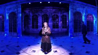 "Download 360 Video: On-Stage at Broadway's ""Anastasia"" Video"