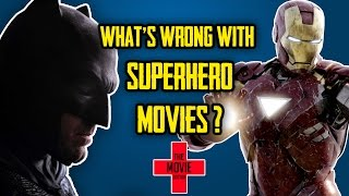 Download What's Wrong With Superhero Films ? - The Movie Doctor Video