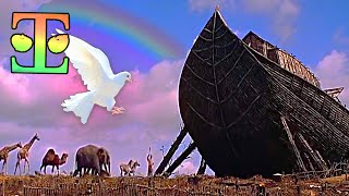 Download Noah's Ark Flood Story - Rare Accurate KJV Bible Movie Video