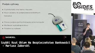 Download Szybki rzut okiem na bezpieczeństwo bankowości Video