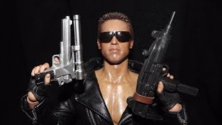 Download Hot Toys Terminator Collection Video