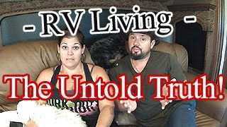 Download RV Living The Untold Truth About Full Timing Video