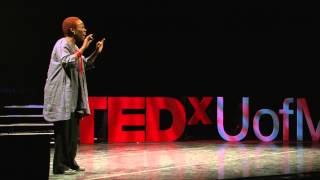 Download Untapped Fierceness/My Giant Leaps: Gina A. Ulysse at TEDxUofM Video