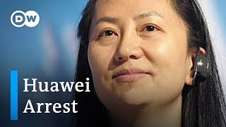 Download Huawei accused of using shell companies for Iran trade | DW News Video