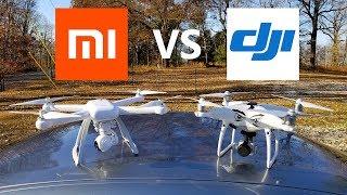 Download XIAOMI MI Drone vs DJI Phantom 4 Pro - KEN HERON Video