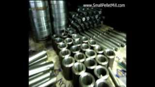 Download Small Pellet Mill | Patented machines from the EU Video