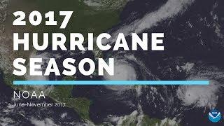 Download 2017 Hurricane Season - Captured by NOAA GOES-East Satellite Video