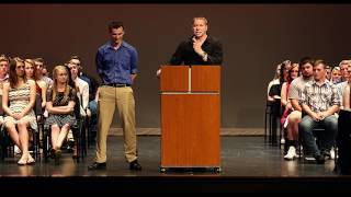 Download Gary Owen surprises a kid with a 4 year scholarship to college Video