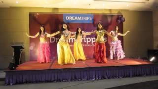 Download Bellygirls group Bellydance - La la la - Múa bụng Sài Gòn tại khách sạn Liberty, Quận 1 Video