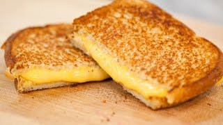 Download HOW TO MAKE A PERFECT GRILLED CHEESE SANDWICH...KINDA | Jennifer Fix Video