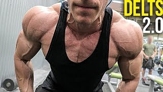 Download Shoulder Workout MASS & SIZE (Delts 2.0) Video