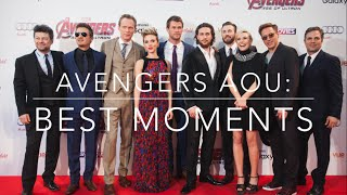 Download Avengers Age of Ultron Cast: Funny Moments Video