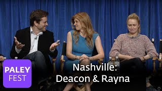 Download Nashville - Connie Britton and Charles Esten on Deacon and Rayna's Special Relationship Video