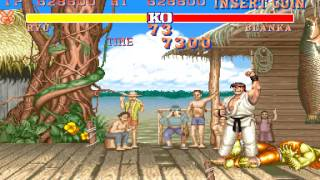 Download Arcade Longplay [370] Street Fighter II: The World Warrior Video