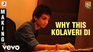 Download 3 - Why This Kolaveri Di Making Video | Dhanush, Shruti | Anirudh Video