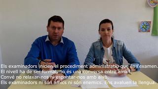 Download Simulació examen oral JQCV, versió completa i comentada. Nivell mitjà 2017 Video