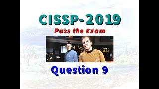 Download CISSP Practice Question with Spock & Kirk: Episode 9: Cloud Service Models Video