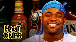 Download ASAP Ferg Harlem Shakes While Eating Spicy Wings | Hot Ones Video