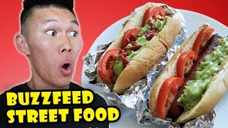 Download BUZZFEED STREET FOOD Style TASTY RECIPES Tested - Life After College: Ep. 494 Video