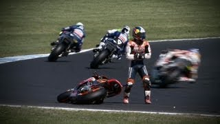 Download The best MotoGP™ action from 2012 Video