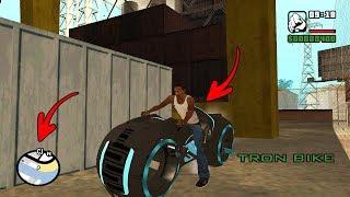 Download Secret Tron Bike Location in GTA San Andreas! (Hidden Place) Video