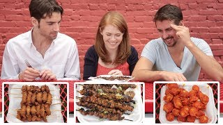 Download Americans Try Filipino Street Food Video