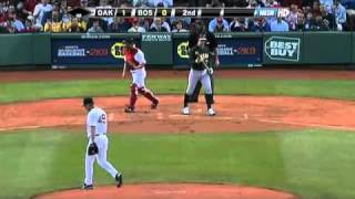 Download 2009/07/08 Wakefield's eight strikeouts Video