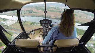 Download Home to Airport, by Helicopter Video