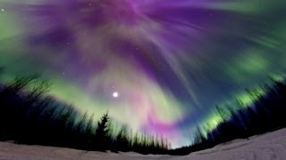 Download Aurora Borealis, Northern Lights, 17th of March 2013, Full HD Timelapse Video
