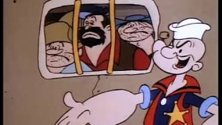 Download All-New Popeye: Popeye Out West Video
