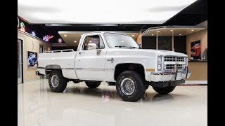 Download 1987 Chevrolet Silverado For Sale Video