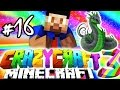 Download Minecraft Mods: CRAZY CRAFT #16 'BASILISK LABYRINTH!' with Vikkstar Video