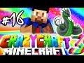 Download Minecraft Mods: CRAZY CRAFT #16 'BASILISK LABYRINTH!' with Vikkstar Video