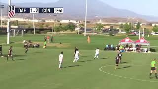 Download 2019 Development Academy Finals: U16/17 Semifinal - De Anza Force vs. Concorde Fire Video