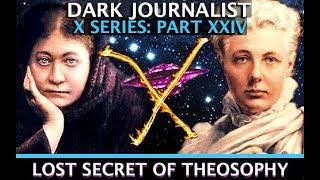 Download DARK JOURNALIST X-SERIES XXIV: LOST SECRET OF THEOSOPHY MYSTERY UFO AIRSHIPS! WALTER BOSLEY Video