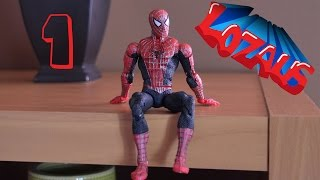Download SPIDERMAN Stop Motion Action Video Part 1 Video