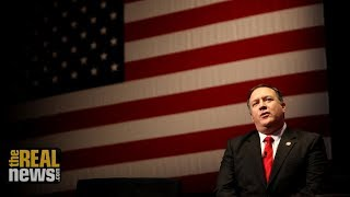 Download Does Pompeo at State Mean War on Iran? Video