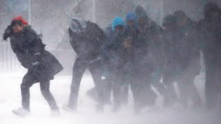 Download Could higher temperatures cause more snow? Video