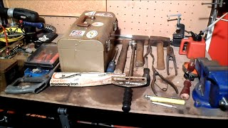 Download Tool Haul - My Dads Old Tools Video