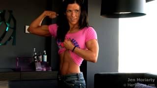 Download Jen Moriarty HerBiceps Video