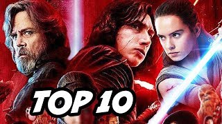 Download Star Wars The Last Jedi TOP 10 WTF Questions - Snoke, Luke Skywalker, Rey's Parents Video