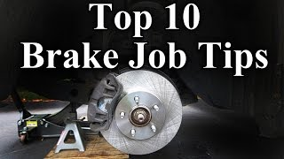Download How to Replace Brake Pads and Rotors Top 10 Brake Job Tips Video