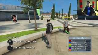 Download THE BLUE NIPPLE (Skate 3) | X7 Albert Video