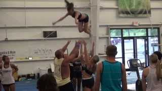 Download Cheer Extreme Beach Camp 2013 Senior Elite Kernersville & SSX Raleigh Video