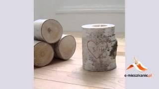 Download Dekoracje z drewna - 10 pomysłów Video