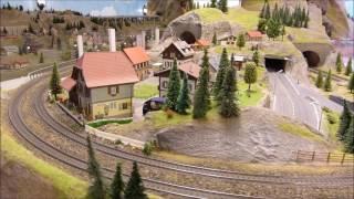 Download Gamlebyen modelljernbane Video