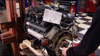 Download Recycled 5.7L Hemi Budget Build Stage 1 - Horsepower S14, E8 Video