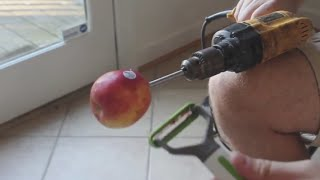 Download How to Peel an Apples the Fastest Way Video